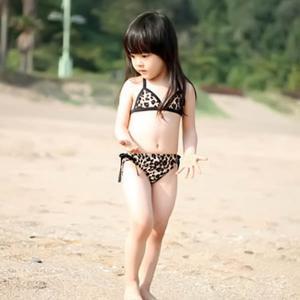 かわいい女の子水着 リボン ...