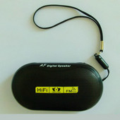 USB電源アンドロイドスピーカー 黒