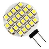 G4 SMD LEDライト12V 24LED 3000ー3300Kウォームホワイト
