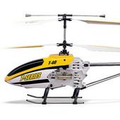 MJX T40C 3ch RCヘリコプター 空撮 ラジコンヘリカメラ付き 2.4GHz MJX T-SERIESジャイロ搭載 イエロー