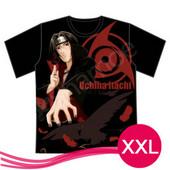 【NARUTO-ナルト-】うちはイタチ Tシャツ 男女兼用 サイズ:XXL