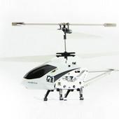 超小型 iPhone/iPad/iPod Touch/Android端末で操縦する 3ch ラジコンヘリコプター/ラジコン飛行機