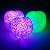 幻想的な光、ロマンチックな空間を演出!光るLED・LEDグラデーションライト