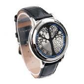 タッチLED腕時計 デジタル腕時計 レーザー腕時計 タッチウォッチ タッチパネル スチール