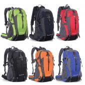リュックサック 40L バッグ 鞄 男女兼用 防水 レインカバー おすすめ リュック 登山 正規品