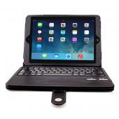 ipad air専用レザーケース 革 カバー 人気 Bluetooth ワイヤレスキーボード 折りたたみ式